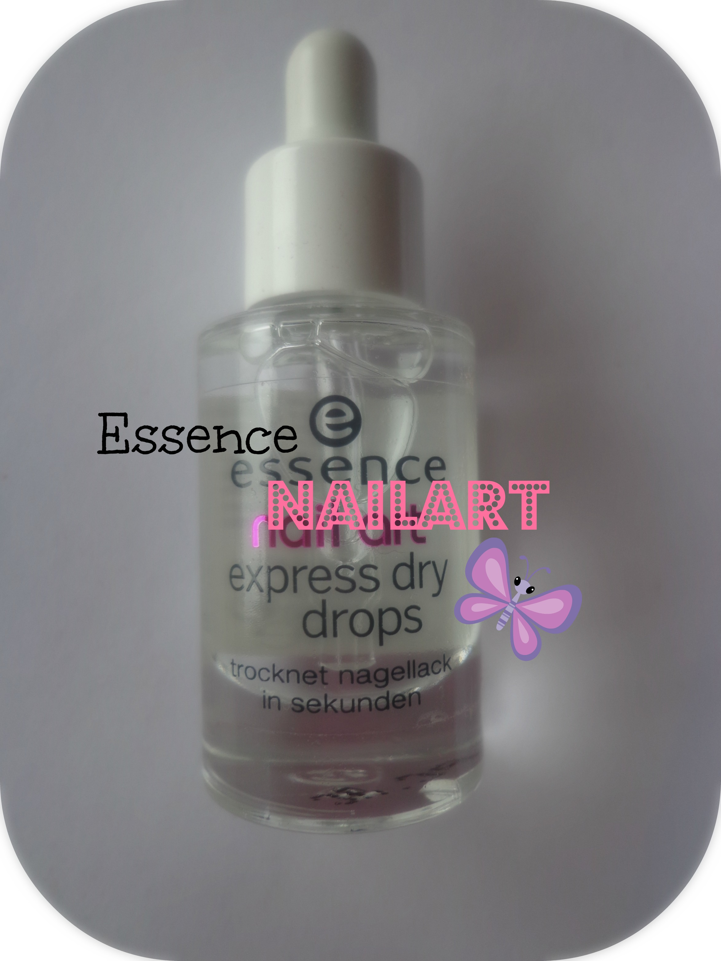 Essence Express Dry Drops Review