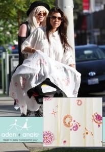 Kourtney Kardashian takes Penelope Scotland Disick out in West Hollywood