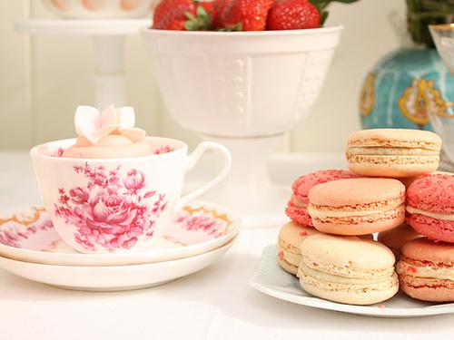 high-tea-macaron