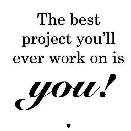 werken aan jezelf